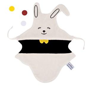 juste-inseparables-doudou-bienveillant-naissance-bebe-lapin-noir-et-blanc-devant