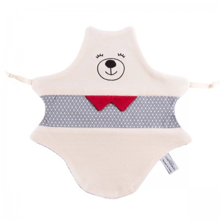 Doudou-plat-ours-bleu-coton-made-in-france
