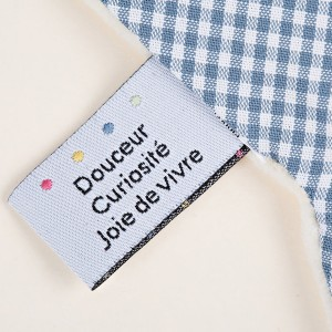doudou made in france Juste inseparables