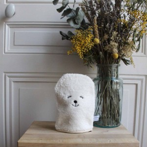 gant bebe coton oeko-tex