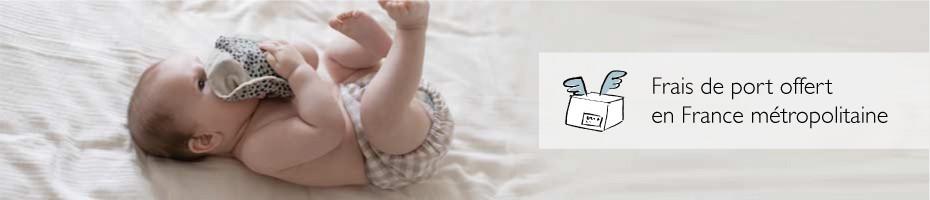 doudou plat fabriqué en France