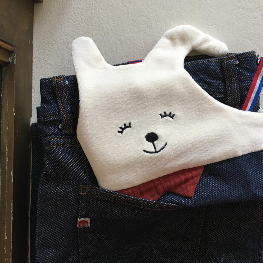 doudou en jeans