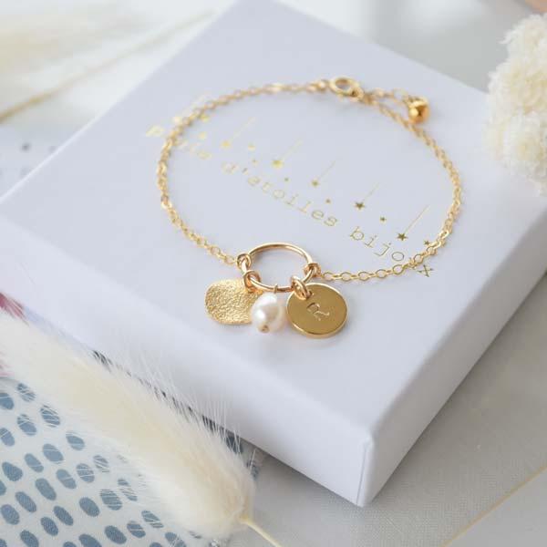 Bracelet personnalise made in france