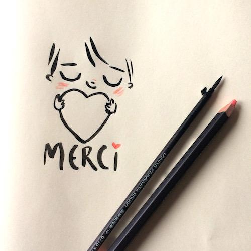 dessin-merci-crayons-doudous-petit-garçon-amour-tendresse