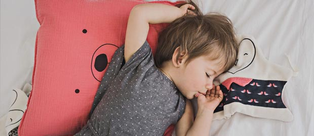 Les indispensables pour la sieste à l'école