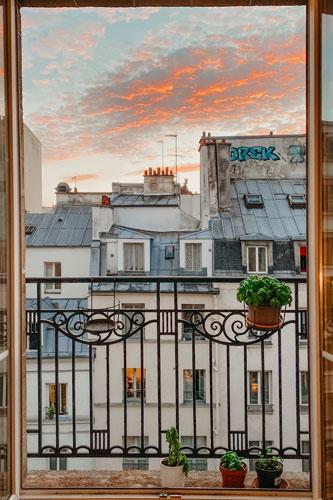 Juste inseparables à Paris