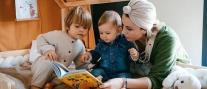 Il était une fois … nos 5 idées de livres pour bébé !