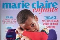 Youpi, JUSTE INSEPARABLES est dans MARIE CLAIRE ENFANTS